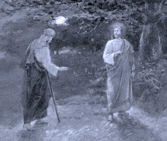 Jesus' Conversation with Nicodemus in John