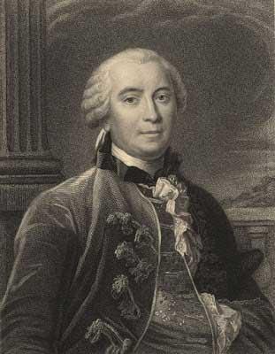 Georges-Louis Leclerc, Comte de Buffon