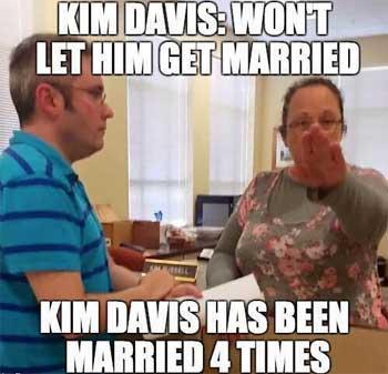 Kim Davis limerick