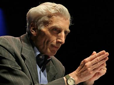 Quotations from Sir Martin Rees