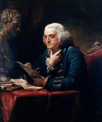 Was Benjamin Franklin a Christian?